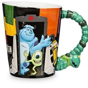 Monsters Inc Disney Parks 12 oz. Coffee mug